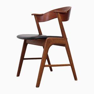 Chaises de Salon par Kai Kristiansen pour Korup Stolefabrik, 1960s, Set de 4