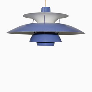 Lámpara colgante PH 5 vintage de Poul Henningsen