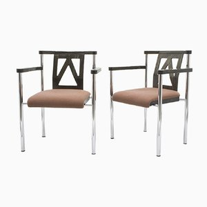 Armchairs from Kusch+Co, 1980s, Set of 2