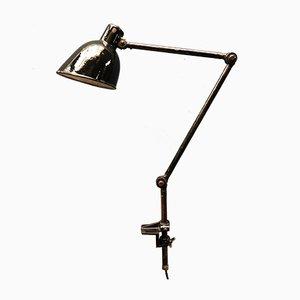 Lampe CLampe Bauhaus Noire, Allemagne, 1930s