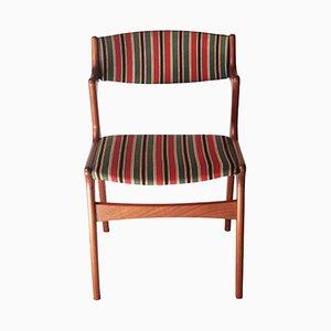 Dänische Stühle von Kai Kristiansen, 1960er, 4er Set