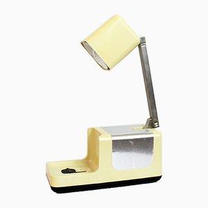 Lámpara de escritorio telescópica vintage de Solis