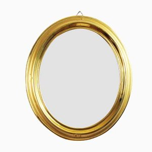 Mirror with Brass Frame, 1950s