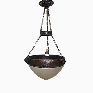Lampada a sospensione Art Nouveau