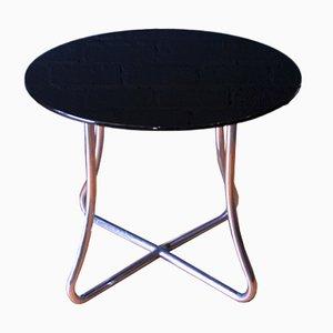 Tavolino circolare di PEL, anni '30