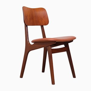 Mid-Century Side Chair by Ib Kofod-Larsen for Christensen & Larsen