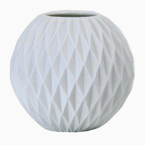 Deutsche Biskuitporzellan Vase von Thomas, 1960er