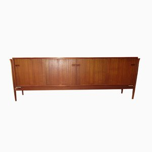 Scandinavian Teak Sideboard by Finn Juhl for Samcom, 1960s