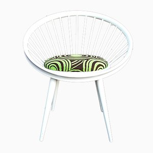 Circle Chair von Yngve Ekström für Swedese, 1950er