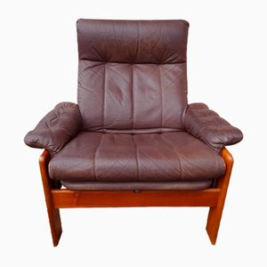 Vintage Scandinavian Armchair by Svend Skipper for Skippers