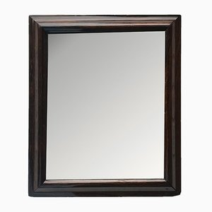 Antique Rosewood Wall Mirror