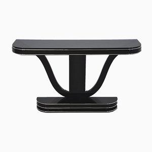 Table Console Vintage Noire