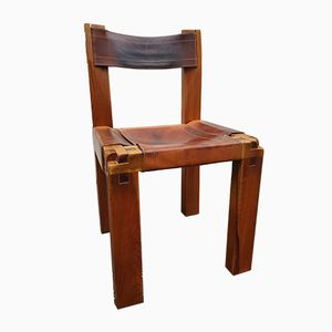 Model S11 Chair by Pierre Chapo, 1960s