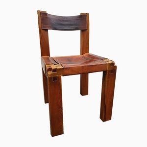 Modell S11 Stuhl von Pierre Chapo, 1960er