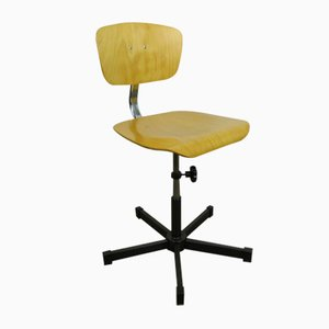 German Adjustable Architect Chair from Bima, 1970s