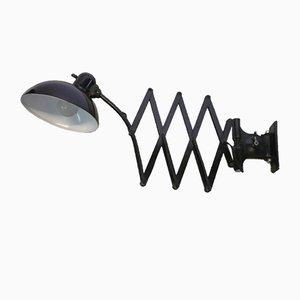 Vintage Model 6614 Super Scissor Lamp by Christian Dell for Kaiser Idell