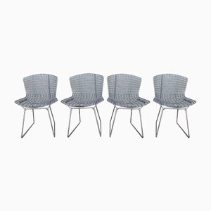 Chairs by Harry Bertoia for Knoll, 1980s, Set of 4