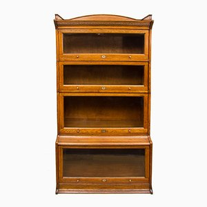 Oak Bookcase from Harris Lebus, 1920s