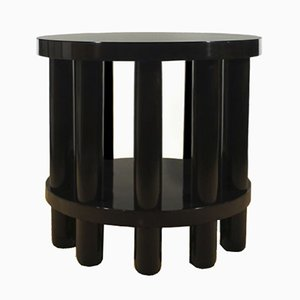 Art Deco Column Side Table, 1920s