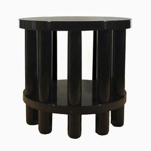 Tavolino Art Déco con colonne, anni '20