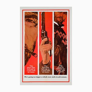 Fistful of Dollars Film Poster, 1967