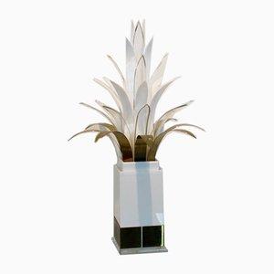 Lampada Mid-Century a forma di palma di Peter Doff per Bergers, anni '70