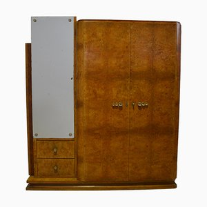 Art Deco Wardrobe