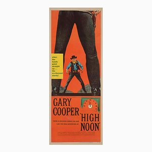 Poster del film High Noon, 1952