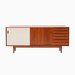 OS 29 Teak Sideboard by Arne Vodder for Sibast, 1960s