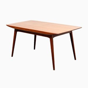 Teak Dining Table by Louis van Teefelen for Wébé, 1960s