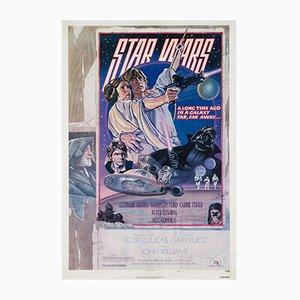 Star Wars Poster von Drew Struzen, 1977
