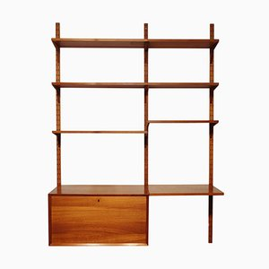 Vintage Wall Unit by Poul Cadovius for Cado