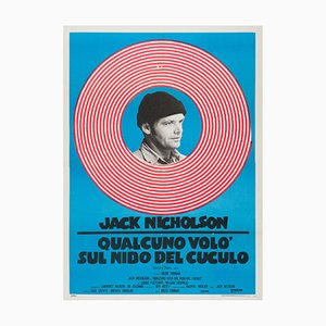 One Flew Over the Cuckoo's Nest Filmposter, 1970er