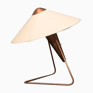 Mid-Century Modern Desk or Wall Lamp by Helena Frantova for Okolo, 1950s