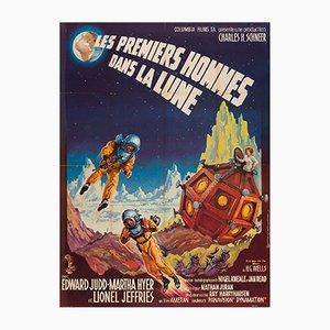 First Men in the Moon Poster von Roger Soubie, 1964