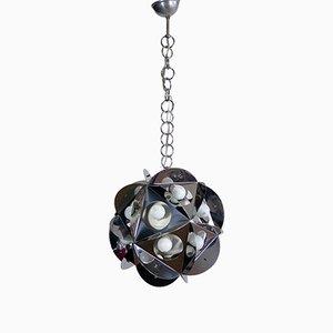Sputnik Plastic & Metal Pendant, 1977