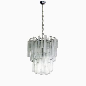Murano Glass Chandelier, 1972
