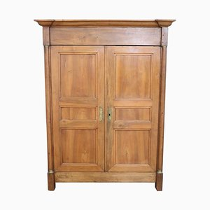 Antique Walnut Cabinet, 1870s