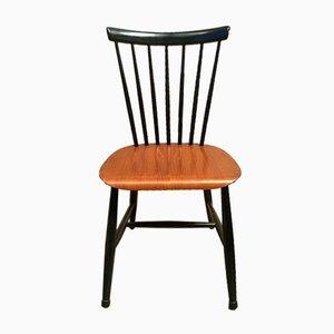 Chaise de Salle à Manger par Erik Fryklund pour Hagafors, 1960s