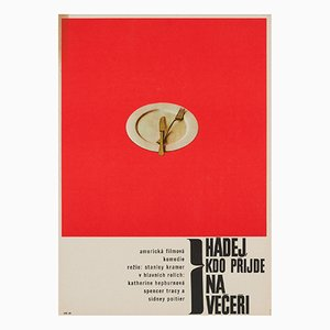 Guess Who's Coming to Dinner Poster von Karel Vaca, 1967