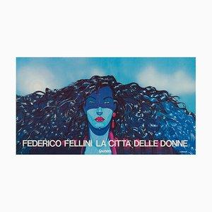 City of Women Film Poster, 1980