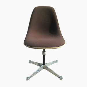 Vintage Model PSC Swivel Chairs by Charles & Ray Eames for Vitra