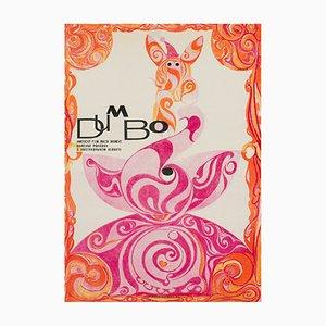 Dumbo Filmposter, 1971