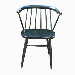 Scandinavian Side Chair, 1960s