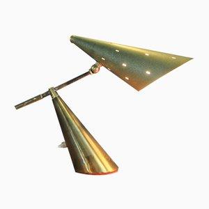 Lámpara de mesa de Lumen, años 50