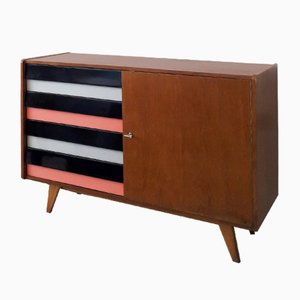 Sideboard with Four Drawers by Jiri Jiroutek, 1960s
