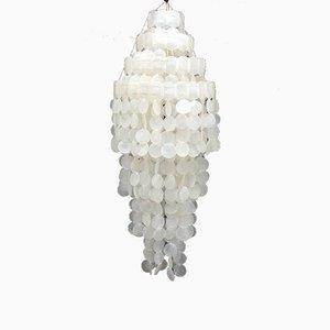 Deckenlampe aus Acryl, 1970er