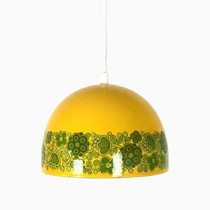 Kalas Pendant Lamp by Kaj Franck & Raija Uosikkinen for Fog & Mørup & Arabia, 1960s
