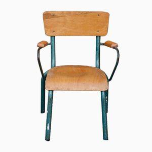 Vintage School Armchair