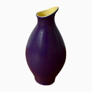 Vase Vintage Bi-Colore de Villeroy & Boch